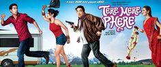 Free Hindi Movie: Tere Mere Phere — Spuul