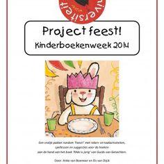 Een vrolijk project van 3 weken rondom 'Feest!' met reken- en taalactiviteiten, spellessen en suggesties voor de hoekenaan de hand van het...