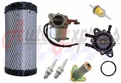 Golf Carts Ideas   Gas Golf Cart Tune Up Kit 96up EZGO TXT ST350 Carburetor Fuel Pump >>> For more information, visit image link. Note:It is Affiliate Link to Amazon. #BrowseOurUltimateGolfCarts