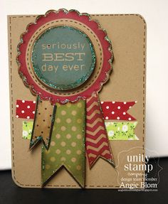 simple stories brand new release - from the summer fresh line with unity stamp company - created by unity design team member angie blom