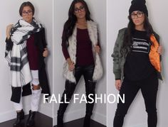 Outfits For Fall 2015 by Sayeh Sharelo
