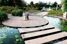 stone-water-feature-preston-park-brighton-uk