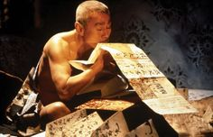 Yoshi Oida in O Livro de Cabeceira (1996)