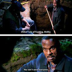 Supernatural Season 11x16 Safe House