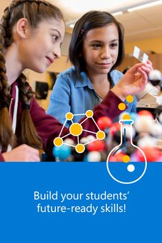 Ignite students' interest in STEM with offerings from Microsoft EDU! Explore standards-based lessons, free resources, and interactive activities built by teachers for teachers all designed to help build 21st century skills in your classroom.