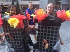 A picture of a costume spotted at Dragon Con over the weekend is angering many…