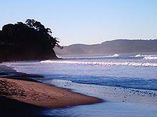 Red Beach, Whangaparaoa Peninsula, New Zealand