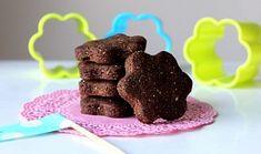 Cooking with Šůša : Pohankové sušenky s karobem Kitchenaid, Crackers, Ale, Gluten Free, Ice Cream, Sweets, Cookies, Chocolate, Basket