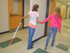 Pet Peeves of the Blind and Visually Impaired - my daughter Kristie is blind and this is spot on!