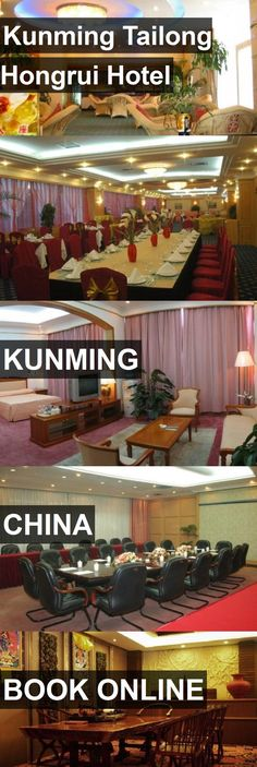 Hotel Kunming Tailong Hongrui Hotel in Kunming, China. For more information, photos, reviews and best prices please follow the link. #China #Kunming #KunmingTailongHongruiHotel #hotel #travel #vacation
