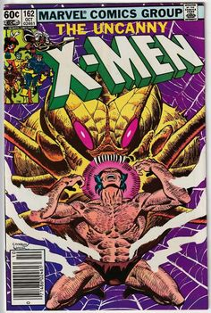 Items similar to X-Men Comic Book - Nr Oct The Uncanny X-Men, Marvel Comics, Wolverine on Etsy Marvel Comic Books, Marvel X, Comic Book Heroes, Comic Books Art, Comic Art, Marvel Wolverine, Xmen Comics, Book Cover Art, Comic Book Covers