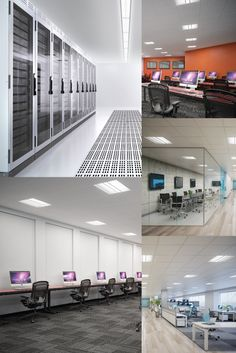 Stylish offices with Corelite Lighting Energy Efficient Lighting, Energy Efficiency, Stylish Office, Office Lighting, Lighting Solutions, Offices, Commercial, Architecture, Photos