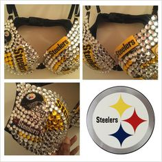 Pittsburg Steelers made to order any othee NFL by Smokinghotdivas, $65.00