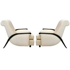 1stdibs - Pair Of Lounge Chairs From Design Very Special explore items from 1,700  global dealers at 1stdibs.com
