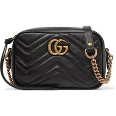 893fcf939dd4 Gucci GG Marmont Camera mini quilted leather shoulder bag (43,285 PHP) ❤  liked on