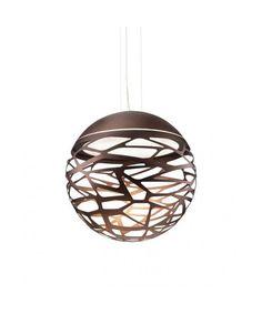 Kelly SO3 Medium Sphere Pendel Kobber/Bronse - Studio Italia Design