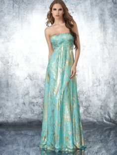 The Shimmer prom dress