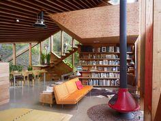 John Lautner - Triangle Modernist Houses - America's Largest Archive of Residential Modernist Design