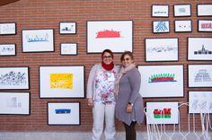 I paesaggi di Marrakesh esposti all'Auditorium per il Festival del Verde e del Paesaggio