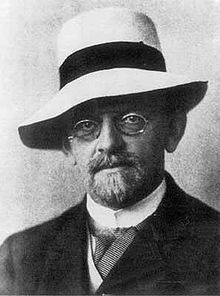 David Hilbert was one of the most influential mathematicians of the late 19th and early 20th centuries.