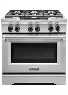 Stove Kitchen Appliance Guide Dream House Kitchen