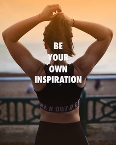 We all need a little motivation to slip on our sports bras and sneakers every once in a while. For times like those, bookmark this page for instant inspiration.