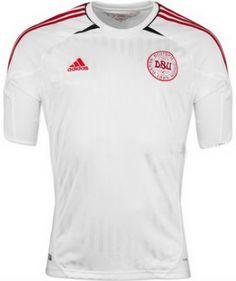 camisetas seleccion dinamarca 2012-2013 segunda equipacion  http   www.activa. 9ca35ec29d3df