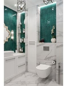 Bath room modern design luxury tile Ideas for 2019 Grey Bathrooms, White Bathroom, Modern Bathroom, Bathroom Small, Luxury Bathrooms, Master Bathroom, Grey Interior Design, Bathroom Interior Design, Interior Modern