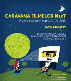 Caravana Filmelor Next @ Palas Parc