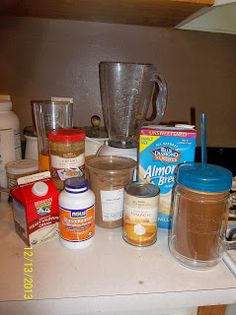Meals and Messes: Brownie Batter Shake and THM