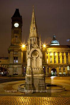 Chamberlain Square, Birmingham UK #RealEstate #LiveinWestMidlands #architecture   See more at: http://castlesmart.com