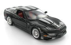 Diecast Chevy Corvette Specter Werkes GP 5 Z06 SP 1/18 Scale Maisto Car - Black - Games & Toys Deals