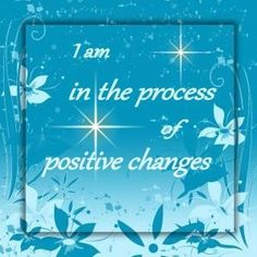 positive change quotes | Positive changes - inspirational quote