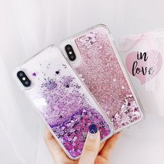 Love Heart Liquid Quicksand Soft Case N. 1 for iPhone & Samsung Galaxy (Multiple Colours Available) - Iphone Plus Glitter Case - Iphone Plus Glitter Case ideas - Diy Iphone Case, Glitter Iphone 6 Case, Android Phone Cases, Lg Phone, Coque Iphone 5s, Coque Smartphone, Cute Cases, Cute Phone Cases, Ipod Cases