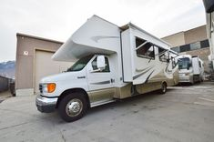 Thor Motor Coach Class C RVs for Sale in Utah on RVT. With a huge selection of vehicles to choose from, you can easily shop for a new or used Class C from Thor Motor Coach in Utah Travel Trailers For Sale, Rvs For Sale, Recreational Vehicles, Thor, Trailer Homes For Sale, Camper, Campers, Single Wide