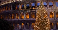 Bing Image Archive: The Colosseum at Christmas time, Rome, Italy -- Marco Cristofori/age fotostock(Bing United States)