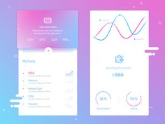Here we present a stunning collection 30 inspiring payment app ui designs. These payment apps ui design are excellent examples of payment app ui design that will give you inspiration for next proje… Mobile App Design, Mobile App Ui, App Ui Design, Interface Web, User Interface Design, Mobiles Webdesign, Android Ui, Graph Design, Layout Design