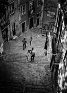 Escadinhas | Fernando Machado