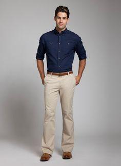 khaki pants fashion - Google Search