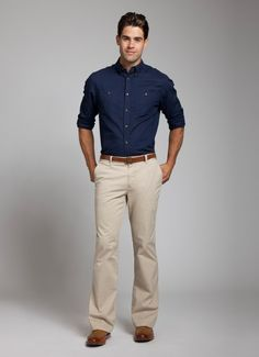 khaki pants fashion - Google Search