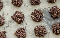 What's better than cookies? Chocolate peanut butter no-bake cookies, of course. That's why they are the greatest recipe of all time.