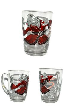 Excited to share the latest addition to my #etsy shop: Coffee mug Master Splinter Rat mug Ninja turtle mug Valentine's Gift Mug Kids cup Drinking cup BoyFriend Vitrage painting College Office http://etsy.me/2DsxyiD #housewares #red #birthday #valentinesday #green #yes #glass #coffeemug #mastersplinter