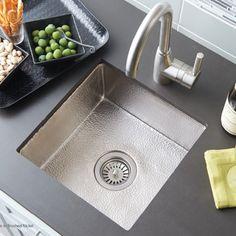 Bar + Prep Sinks