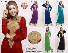 Kulot Cantik Baru | Grosir Baju Muslim Terbaru