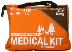 Adventure Medical Sportsman Series Grizzly First Aid Kit >>> This is an Amazon Affiliate link. For more information, visit image link.