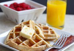 Buttermilk Waffles - ChefTap