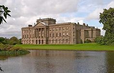 Lyme Hall, situated in Disley, Cheshire, is is a former Tudor house transformed by the Venetian architect Leoni into an Italianate palace. Lyme Hall appeared as Pemberley in the BBC's adaptation of Jane Austen's novel Pride and Prejudice (1995).