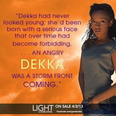 Dekka is the best. Gone Michael Grant, Gone Book, Gone Series, Granted Quotes, Storm Front, The Best Series Ever, Go For It Quotes, Paper Towns, Reading Time