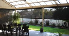 Experience privacy with our Bella Vista Shade Blind series! 100% made to measure in Australia - Get a FREE measure & quote.