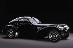 1938 Bugatti Type 57SC Atlantic - 25 Stunning Art Deco Cars   Complex
